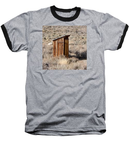 Bodie Outhouse Baseball T-Shirt