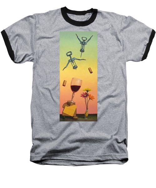 Body And Soul Baseball T-Shirt