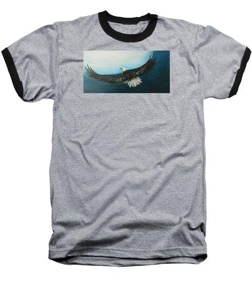Bold And Beautiful Baseball T-Shirt by Jane See