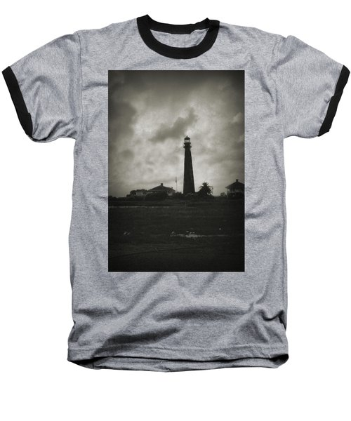 Bolivar Lighthouse Baseball T-Shirt