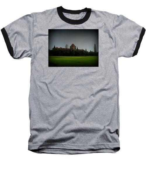 Bombay High Court Baseball T-Shirt by Salman Ravish