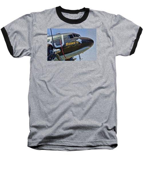 Bones Baseball T-Shirt