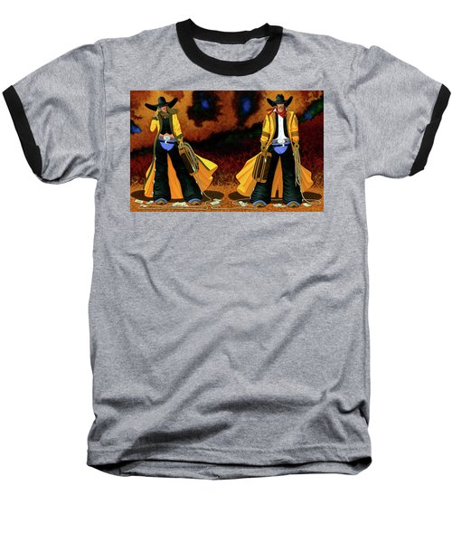 Bonnie And Clyde Baseball T-Shirt