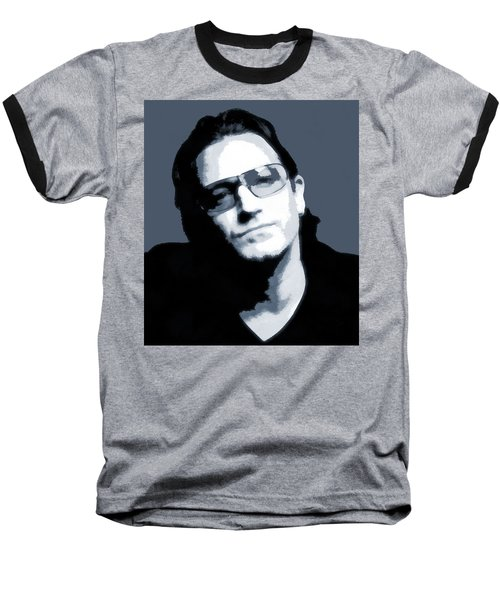 Bono Baseball T-Shirt by Dan Sproul