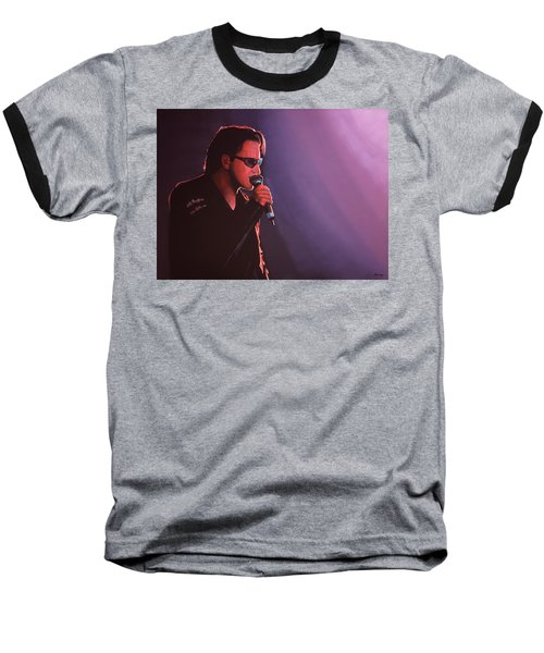 Bono U2 Baseball T-Shirt