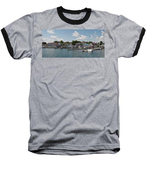 Boothbay Harbor 1242 Baseball T-Shirt