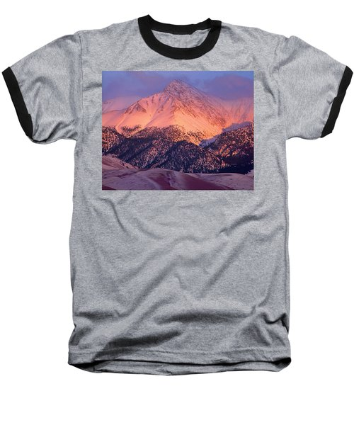 Borah Peak  Baseball T-Shirt