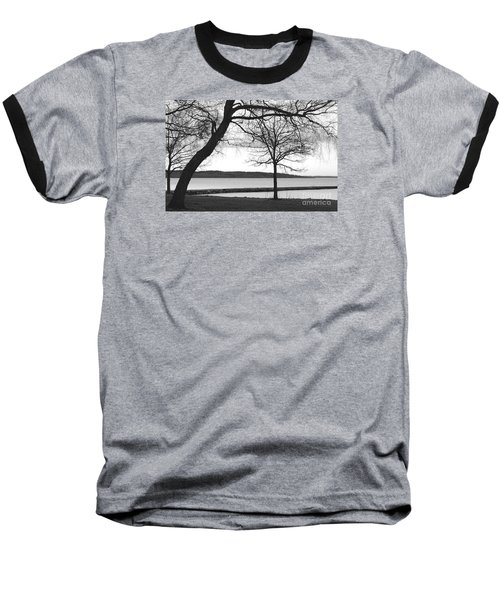 Baseball T-Shirt featuring the photograph Borrestranda by Randi Grace Nilsberg