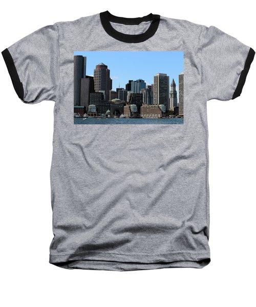 Boston Harbor Baseball T-Shirt