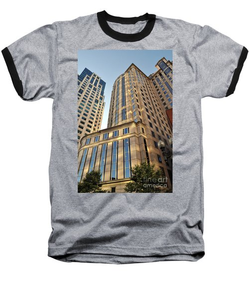 Boston Skyscrapers Baseball T-Shirt