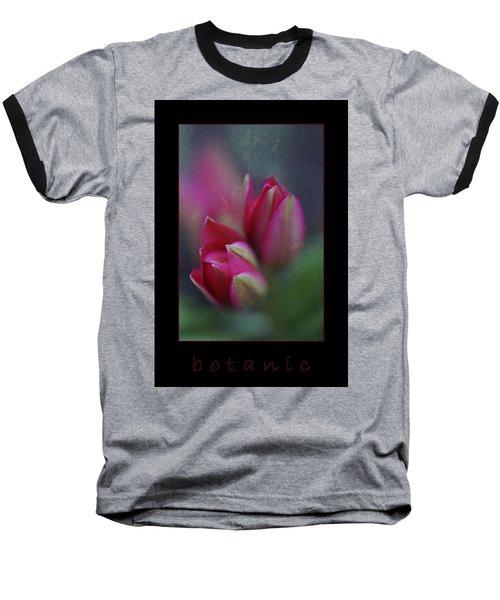 Botanic Baseball T-Shirt