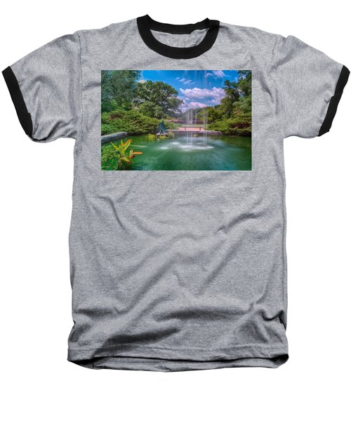Botanical Garden Baseball T-Shirt