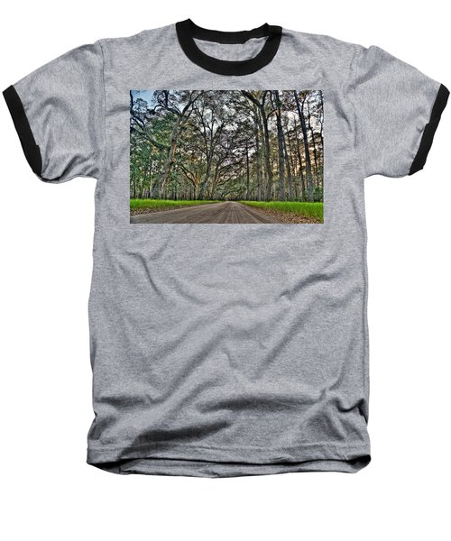 Botany Bay Road Baseball T-Shirt