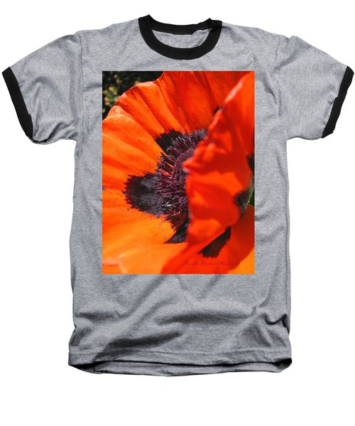 Baseball T-Shirt featuring the photograph Both Sides Now by Brooks Garten Hauschild