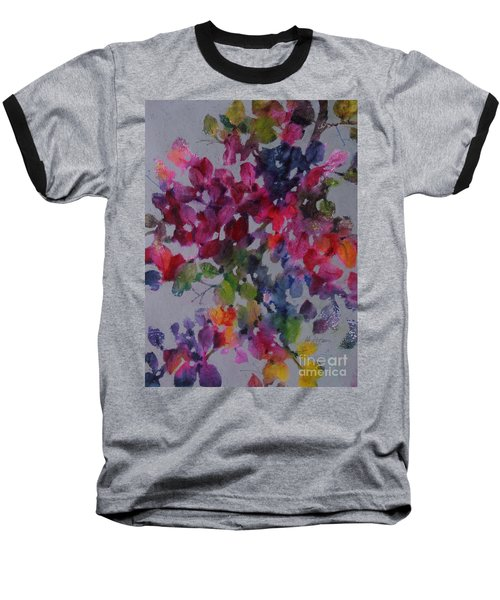 Bougainvillea Baseball T-Shirt