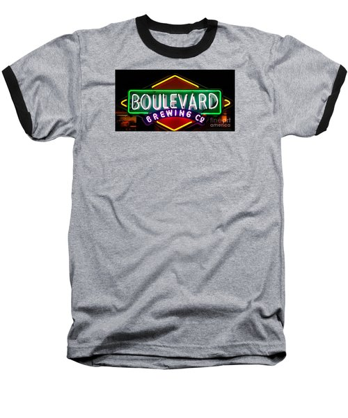 Boulevard Brewing Baseball T-Shirt