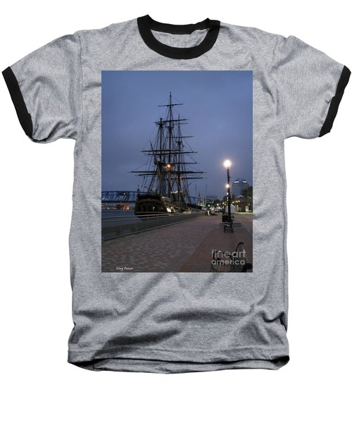 Baseball T-Shirt featuring the photograph Bounty by Greg Patzer