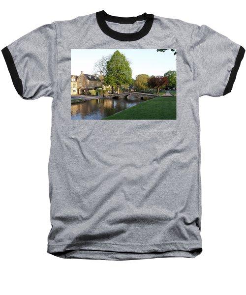 Bourton On The Water 2 Baseball T-Shirt
