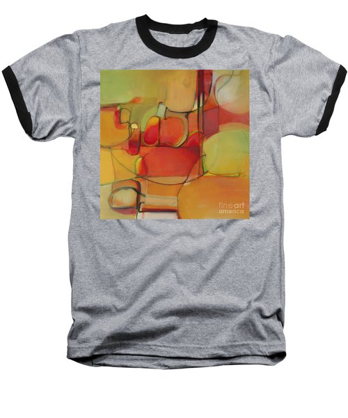 Bowl Of Fruit Baseball T-Shirt