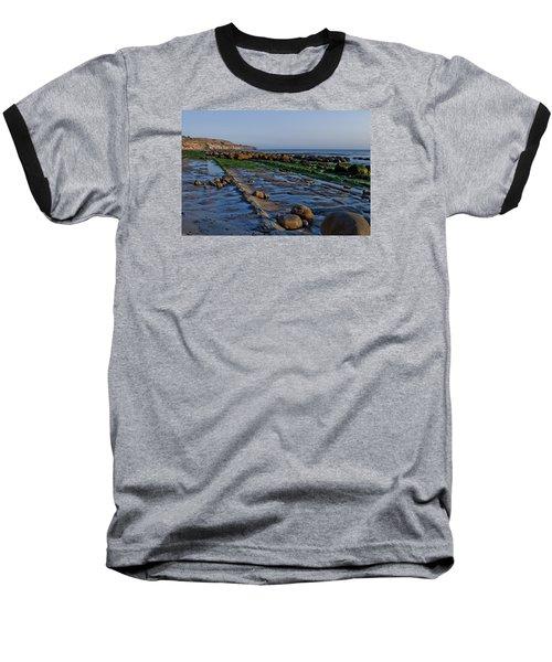 Bowling Ball Beach 01 Baseball T-Shirt