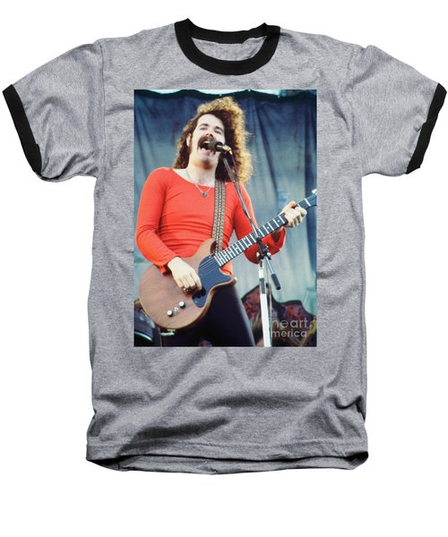Brad Delp Of Boston-day On The Green 1 In Oakland Ca 5-6-79 1st Release Baseball T-Shirt