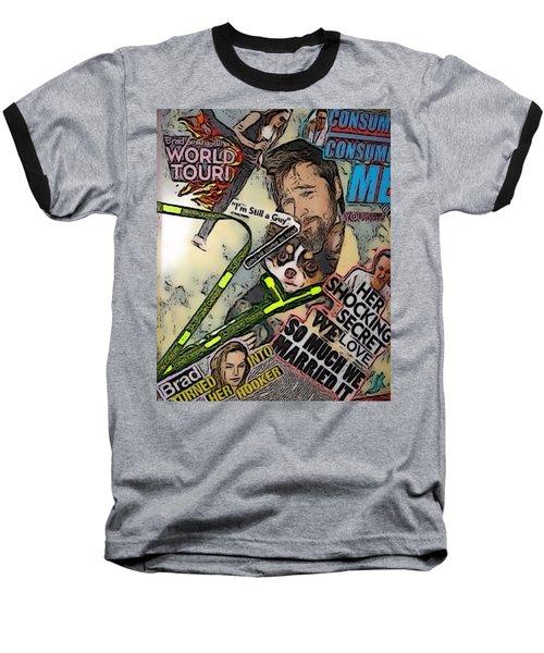 Bradgelina Pit Baseball T-Shirt