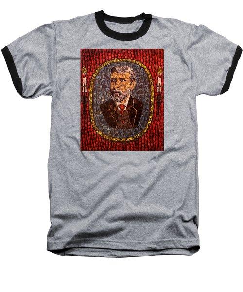 Bram Stoker Baseball T-Shirt