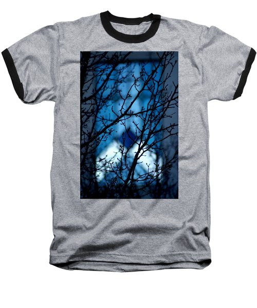 Branch Office Baseball T-Shirt by Joseph Yarbrough