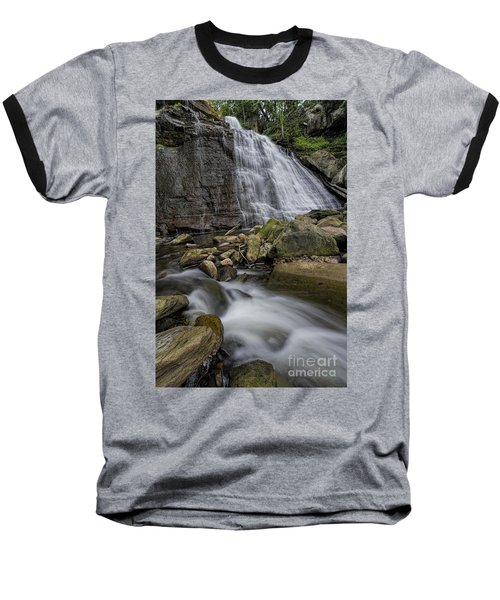 Brandywine Flow Baseball T-Shirt by James Dean