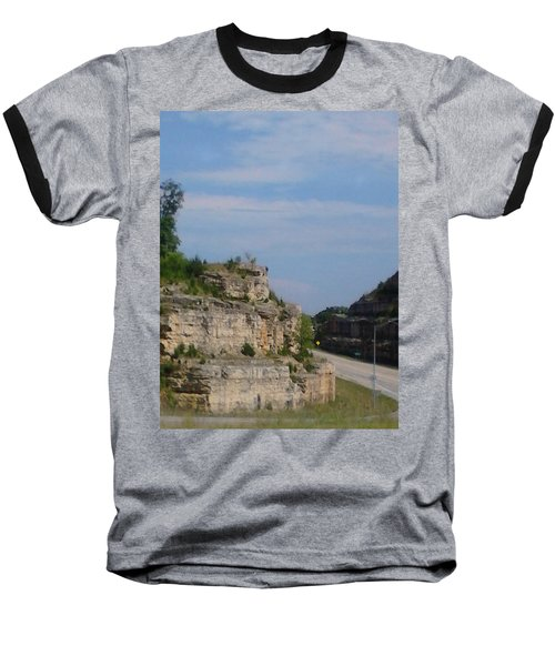 Branson Missouri Baseball T-Shirt by Kelly Turner
