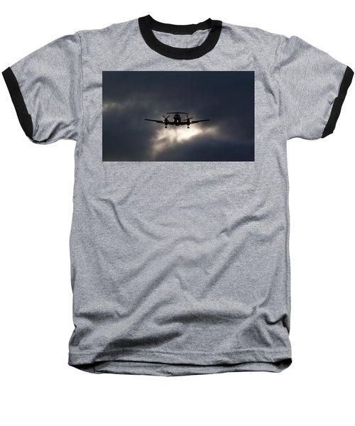 Brasilia Breakout Baseball T-Shirt