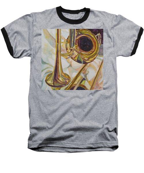 Brass At Rest Baseball T-Shirt