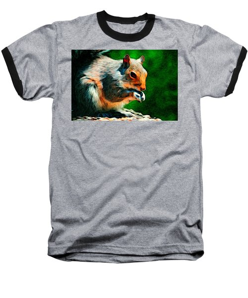 Brazen And Unrepentant Baseball T-Shirt