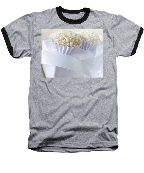 Brazilian Brigadeiros 5 Baseball T-Shirt by Andrea Anderegg