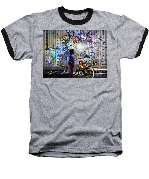 Break Through Baseball T-Shirt