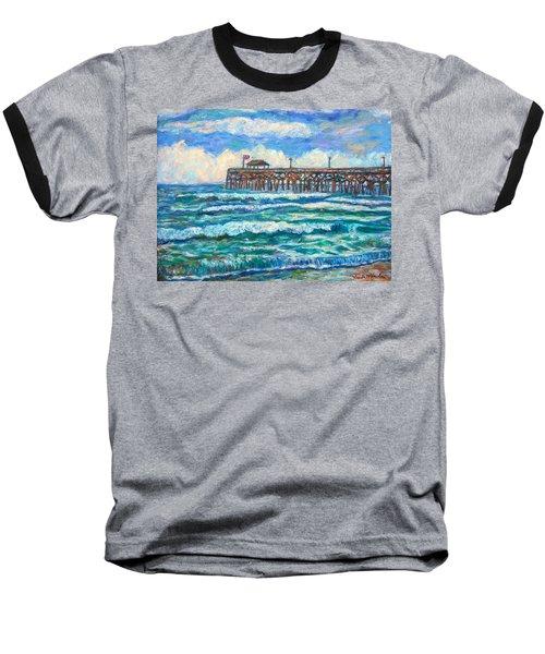 Breakers At Pawleys Island Baseball T-Shirt