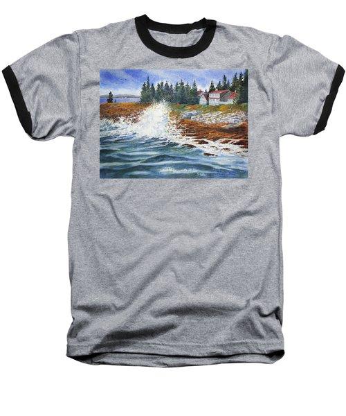 Breakers At Pemaquid Baseball T-Shirt