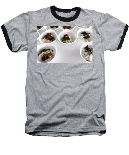 Breakfast Pho Viet Nam Baseball T-Shirt