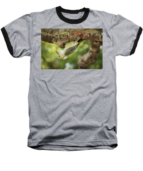 Baseball T-Shirt featuring the photograph Breakfast Time by Greg Allore