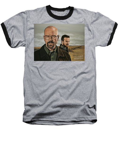 Breaking Bad Baseball T-Shirt