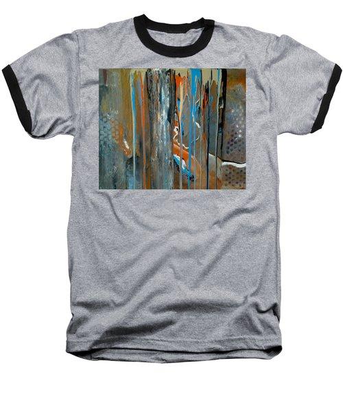 Breakthrough Baseball T-Shirt by Kelly Turner