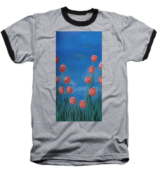 Breath Of Spring Baseball T-Shirt