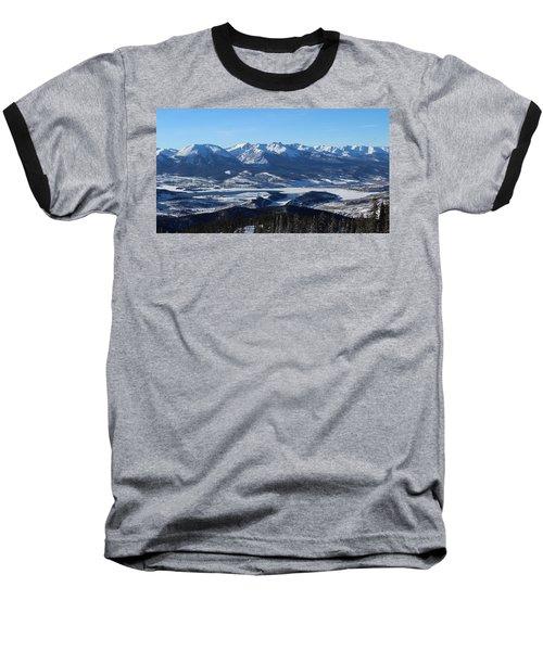 Breathtaking View Baseball T-Shirt