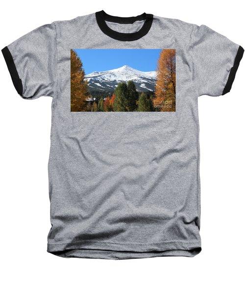 Breckenridge Colorado Baseball T-Shirt