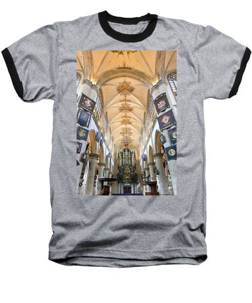 Breda Cathedral Baseball T-Shirt