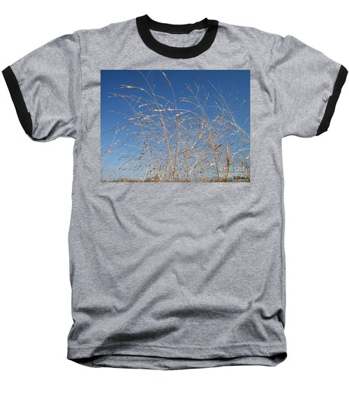 Baseball T-Shirt featuring the photograph Breeze by Sara  Raber
