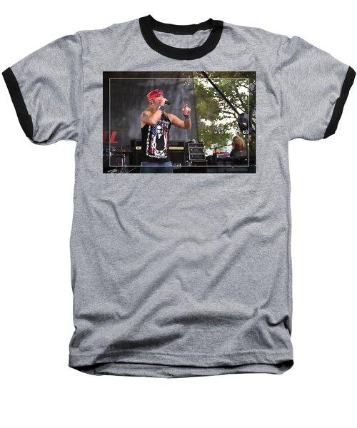 Bret Making Music Baseball T-Shirt