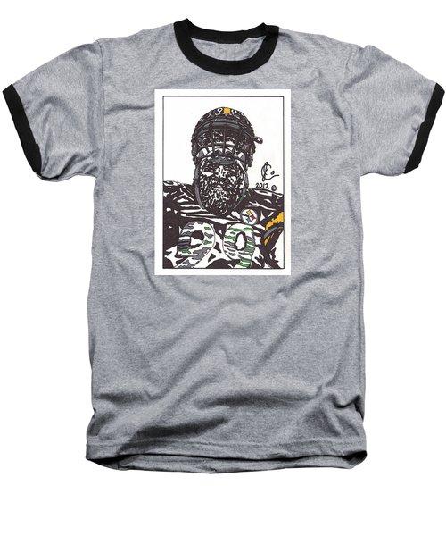 Brett Keisel 2 Baseball T-Shirt