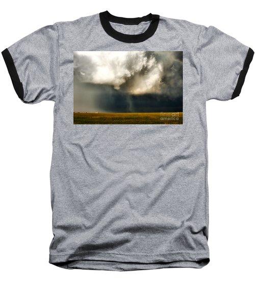 Brewing Storm Baseball T-Shirt