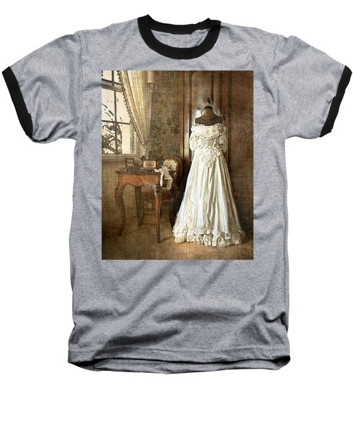 Bridal Trousseau Baseball T-Shirt by William Beuther